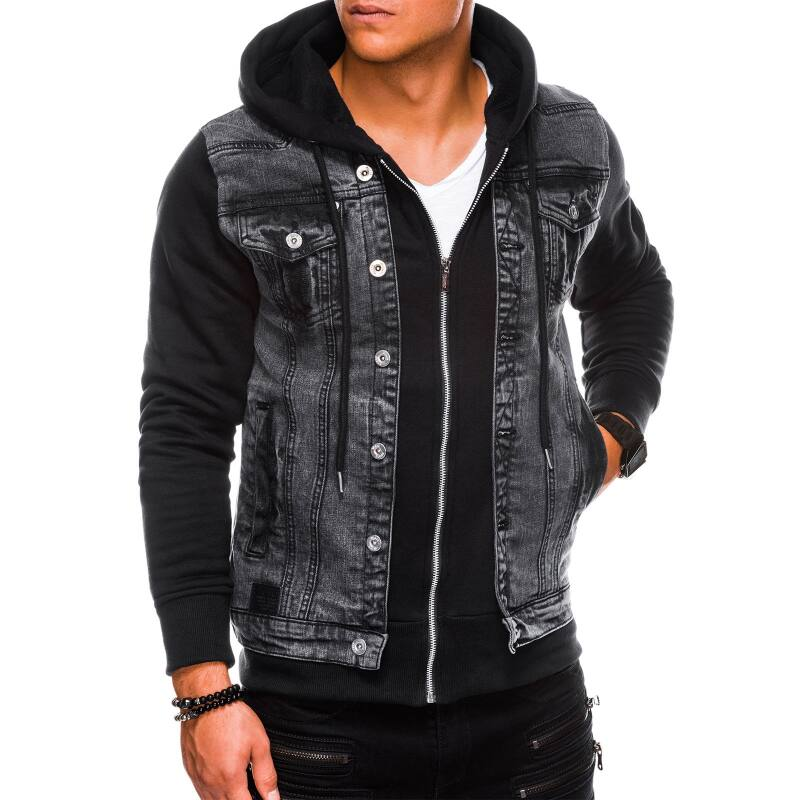 wholesale dealer 55180 26720 Pepper2BZ - 2 in1 Jeans Jacke für Herren
