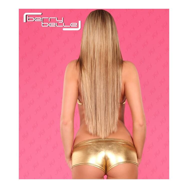 Simone Sexy GoGo Top - Gold