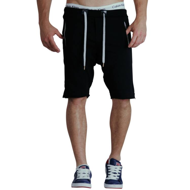 Preto Sweat Short für Herren - Black (L)