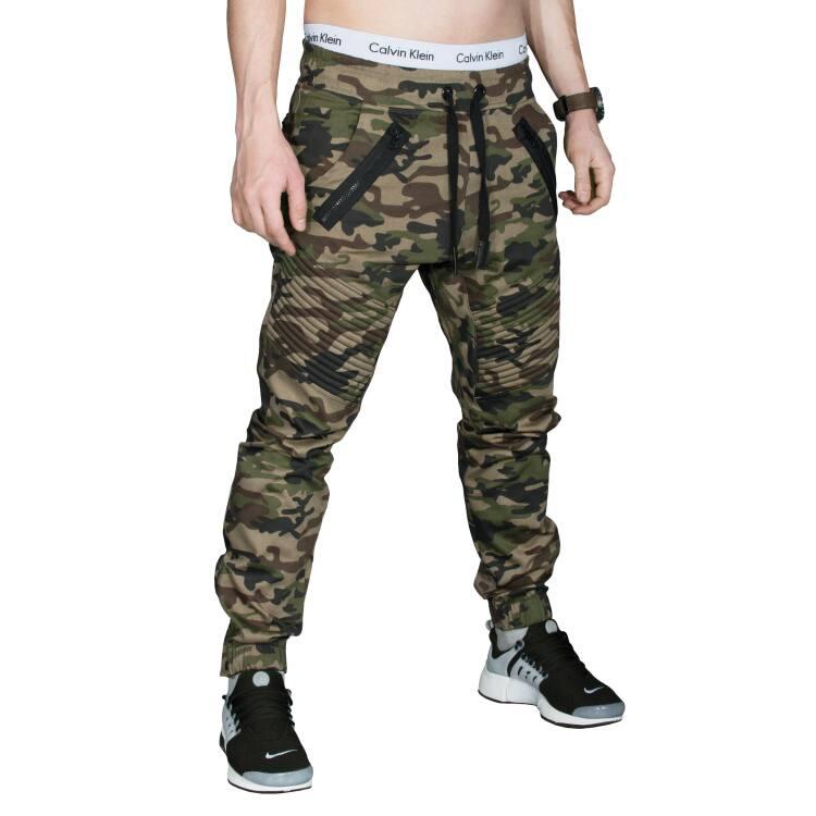 BetterStylz VenomBZ Herren Camouflage Chino Jogginghosen. 5f8a6610ec
