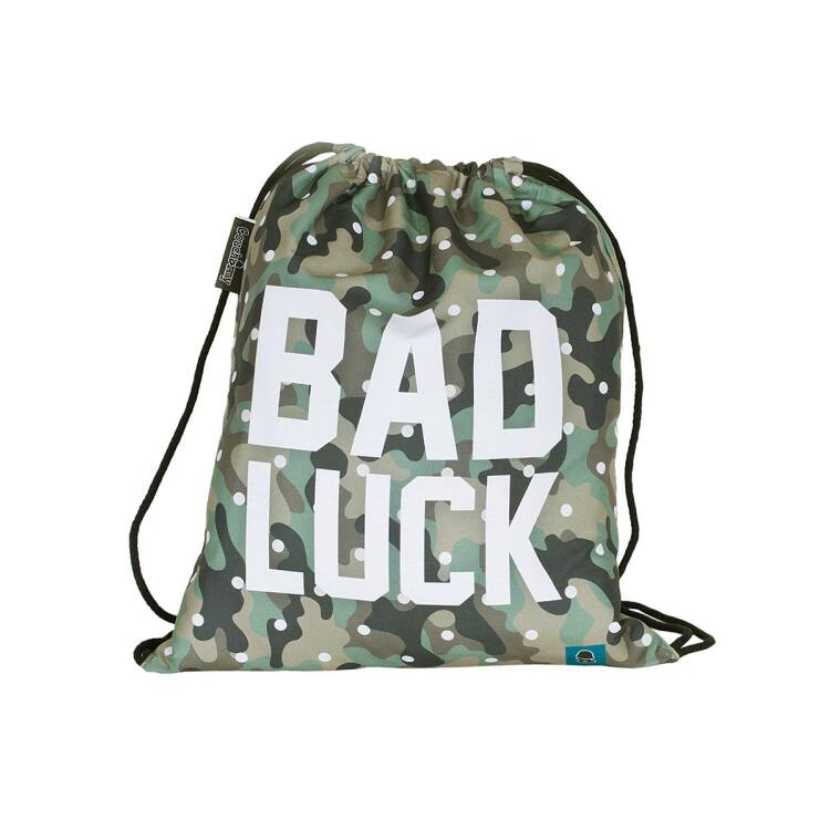 Jahn2 - Turnbeutel - Bad Luck - Camo
