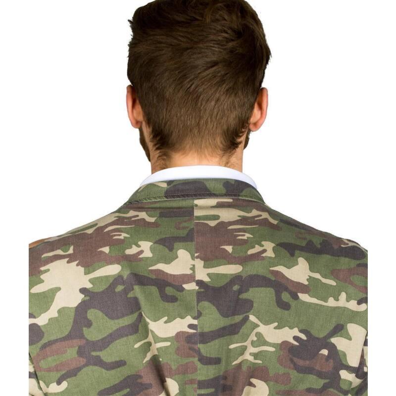 Camouflage Sakko Herren