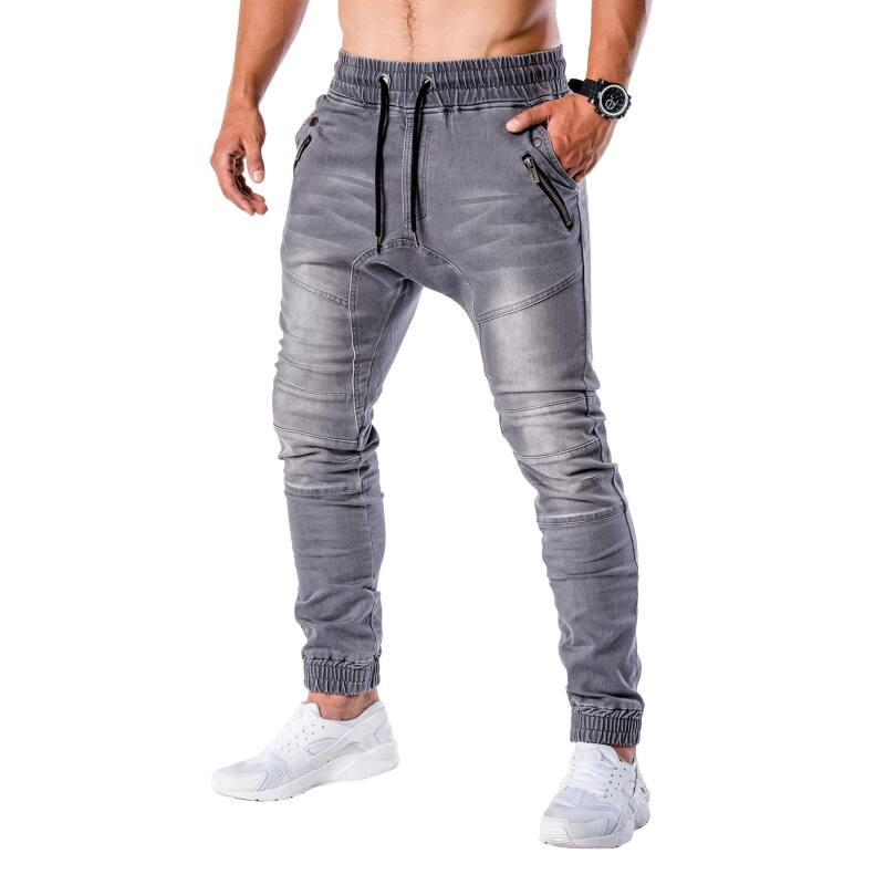 betterstykz rendobz buttkneezip jeans jogger herren fabfive24 49 89. Black Bedroom Furniture Sets. Home Design Ideas
